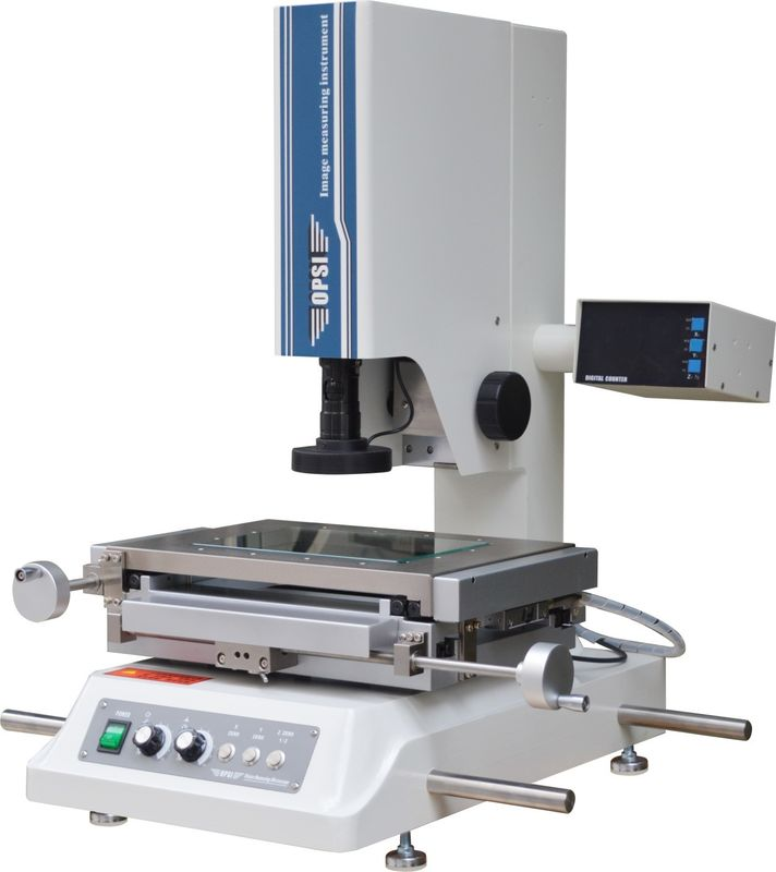 Vision Measuring Machines